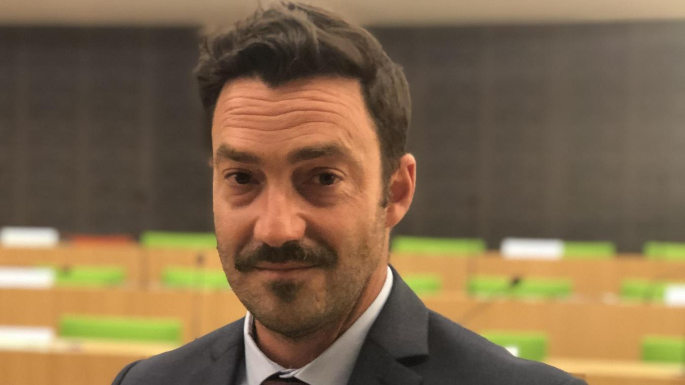Gabriel Doublet, le maire de Saint-Cergues, est le nouveau président d'Annemasse Agglo.