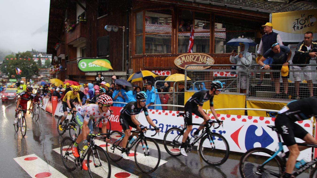 Morzine est la dernière ville du Chablais à avoir accueilli une étape du Tour en 2016. Elle sera peut-être la prochaine également.