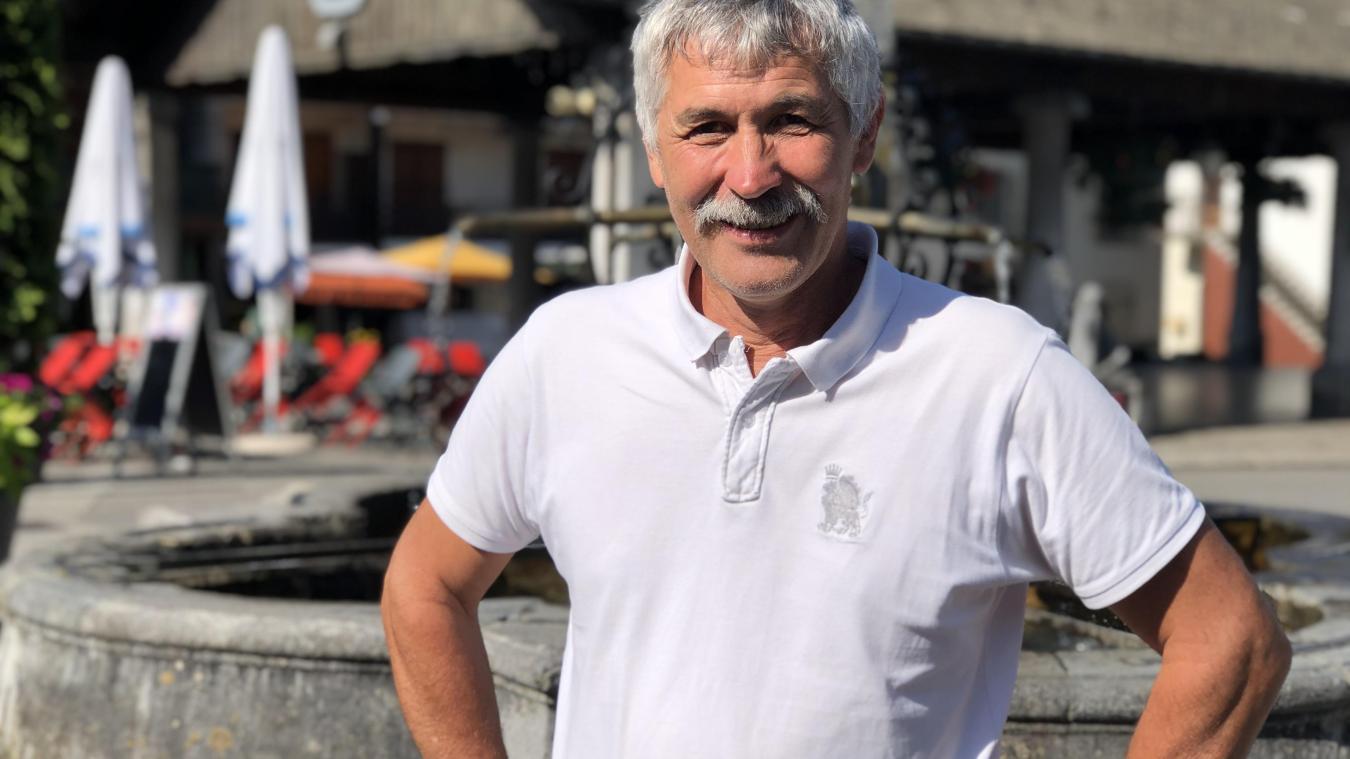 Samoëns: les chantiers de Jean-Charles Mogenet