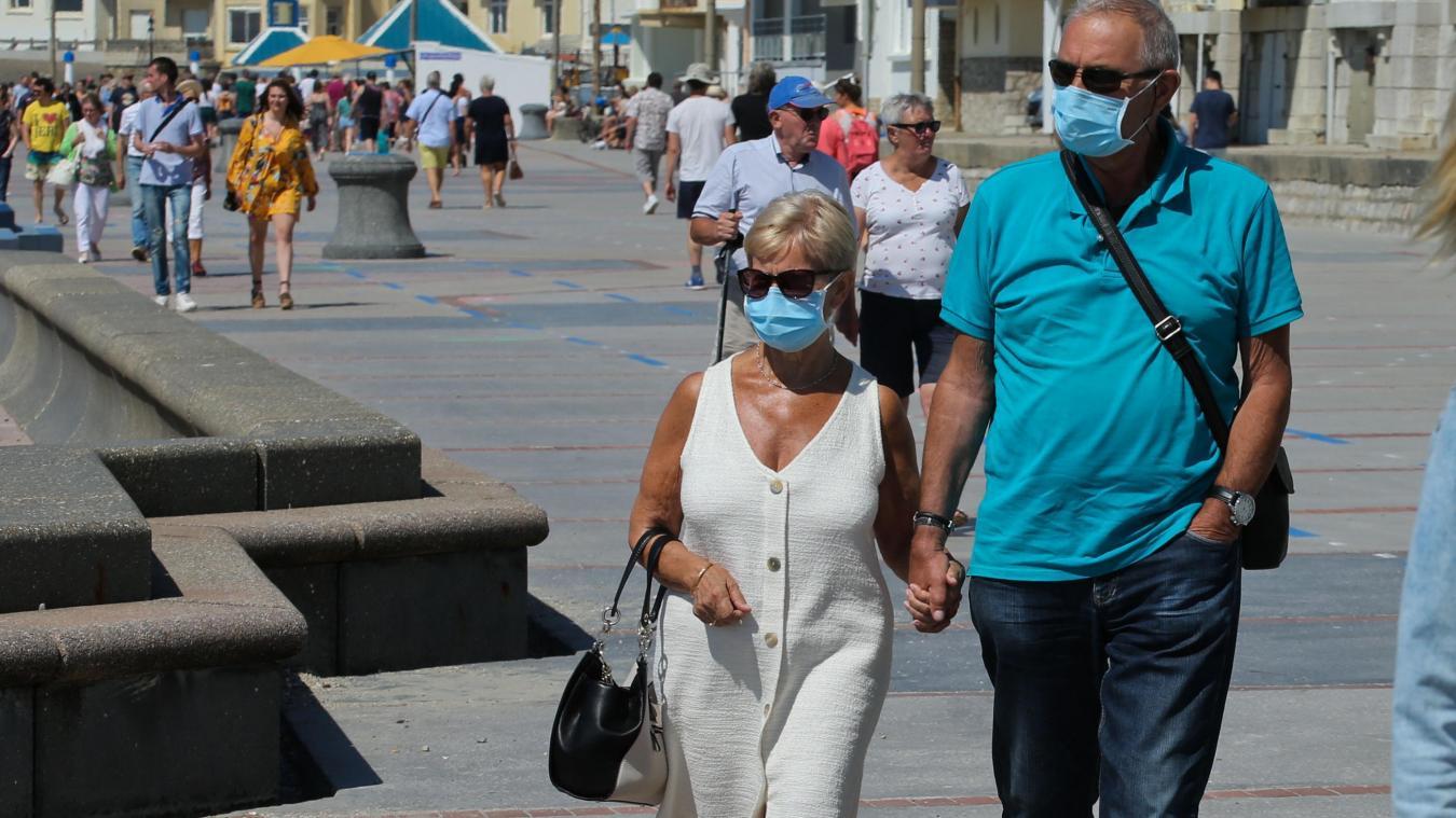 A partir du 20 juillet, le masque est obligatoire dans les lieux publics clos.