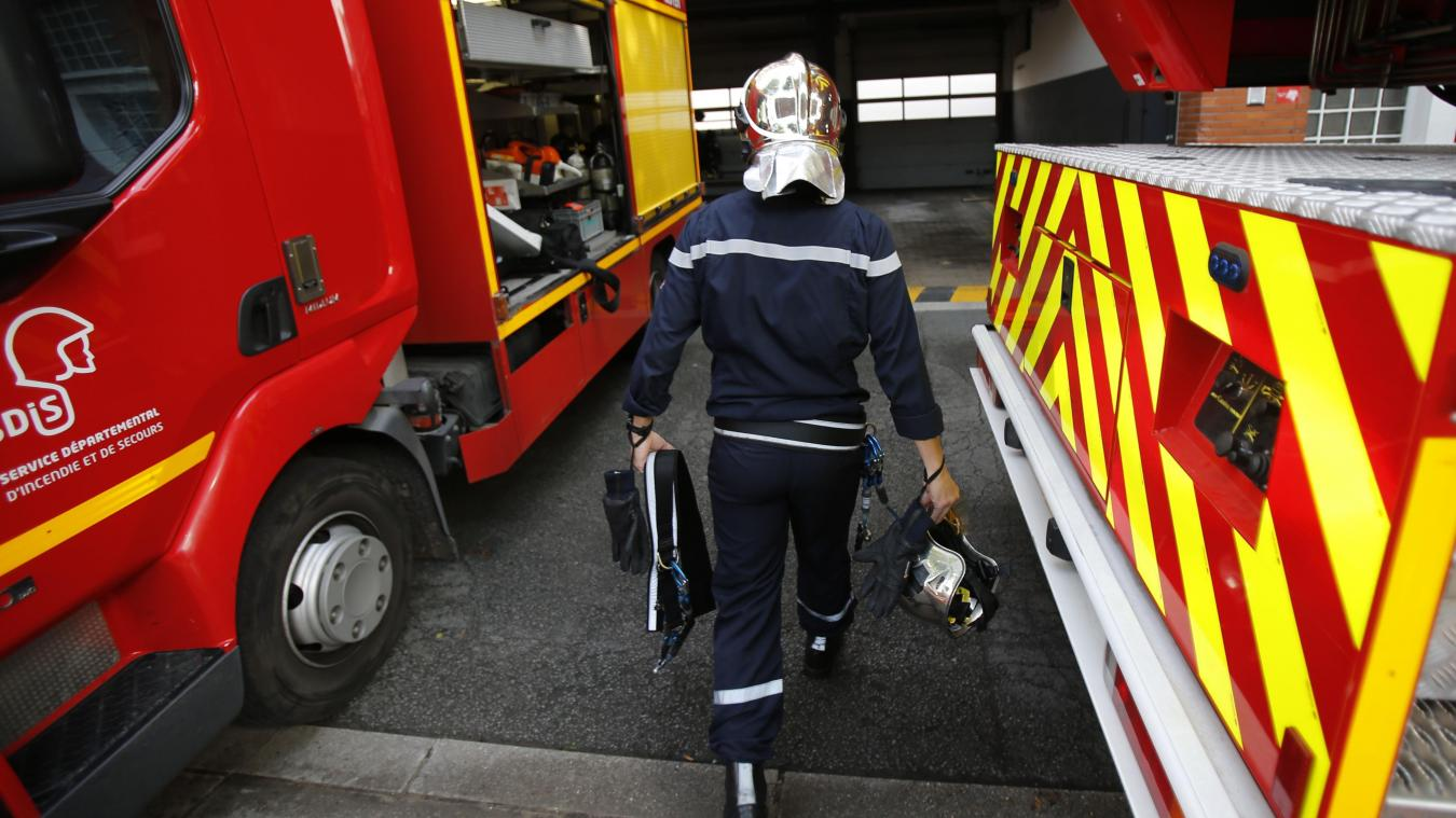Vougy : incendie maîtrisé dans un bâtiment stockant de l'huile de friteuse
