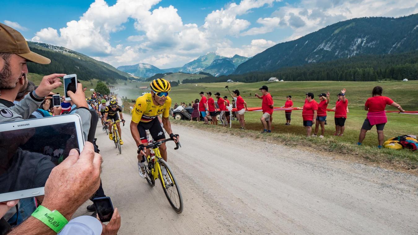 Haute-Savoie : le Tour de France va faire son grand retour sur le plateau des Glières