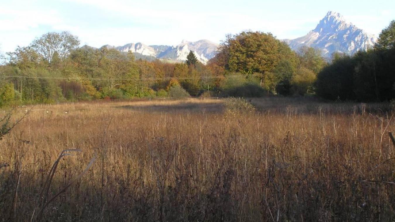 L'impluvium s'étend sur plusieurs milliers d'hectares.