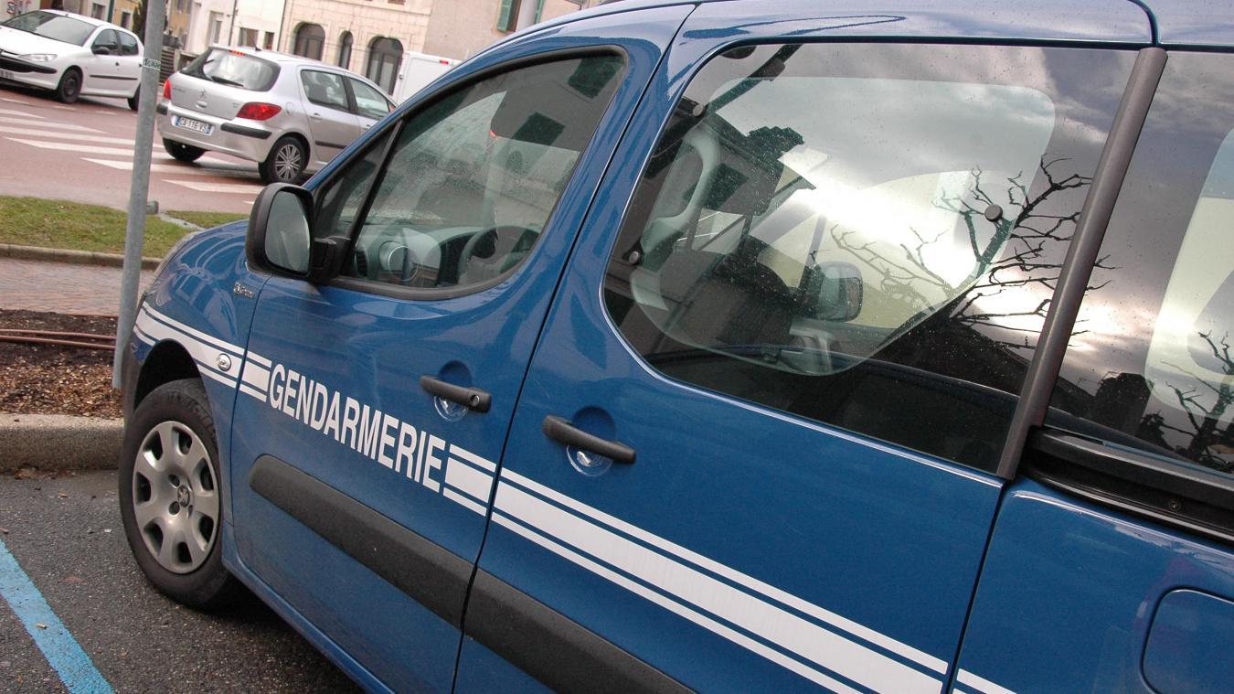 Une affaire rondement menée par la gendarmerie.
