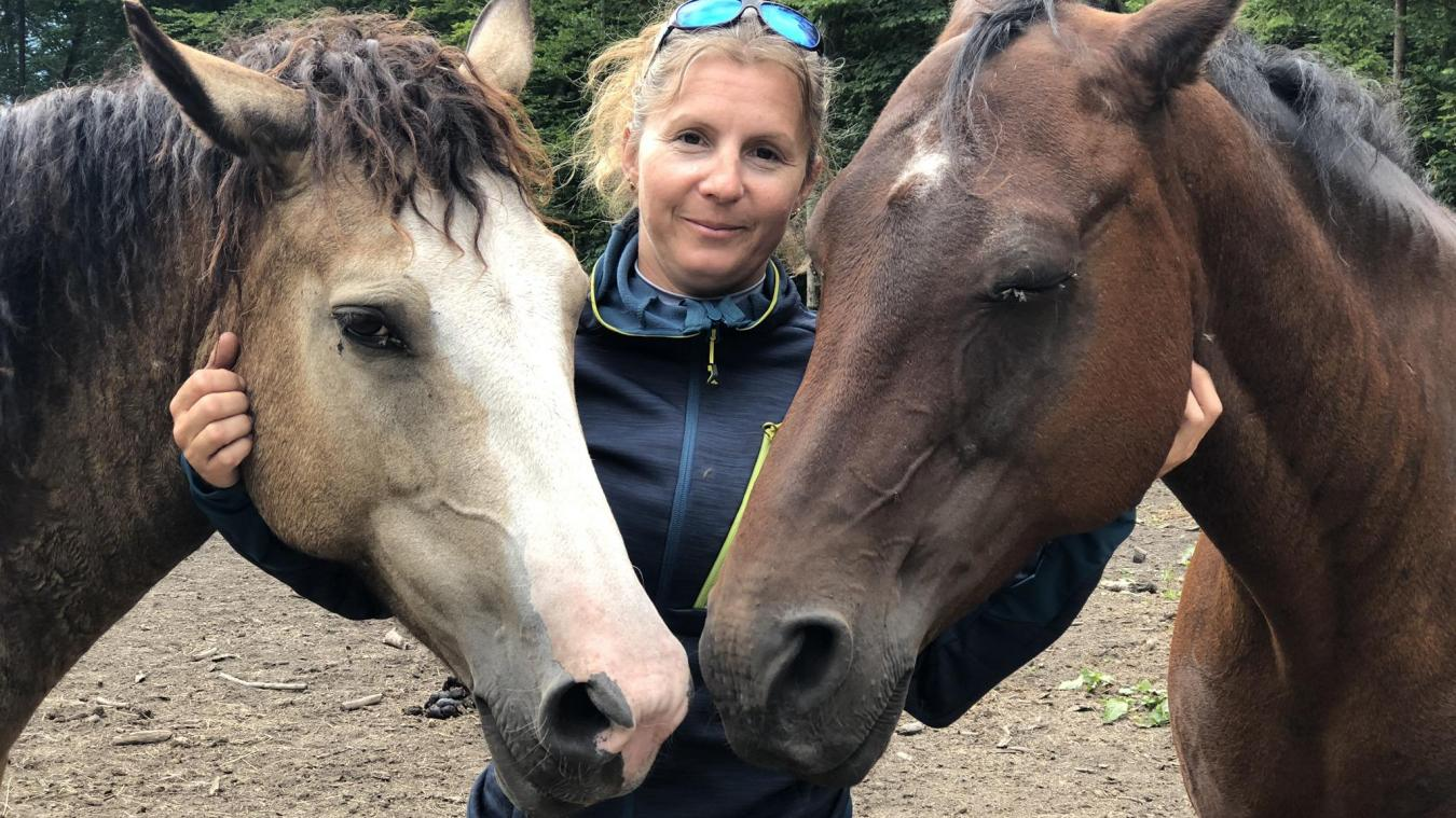 Emilie Jauffret devra sans doute euthanasier certains animaux.