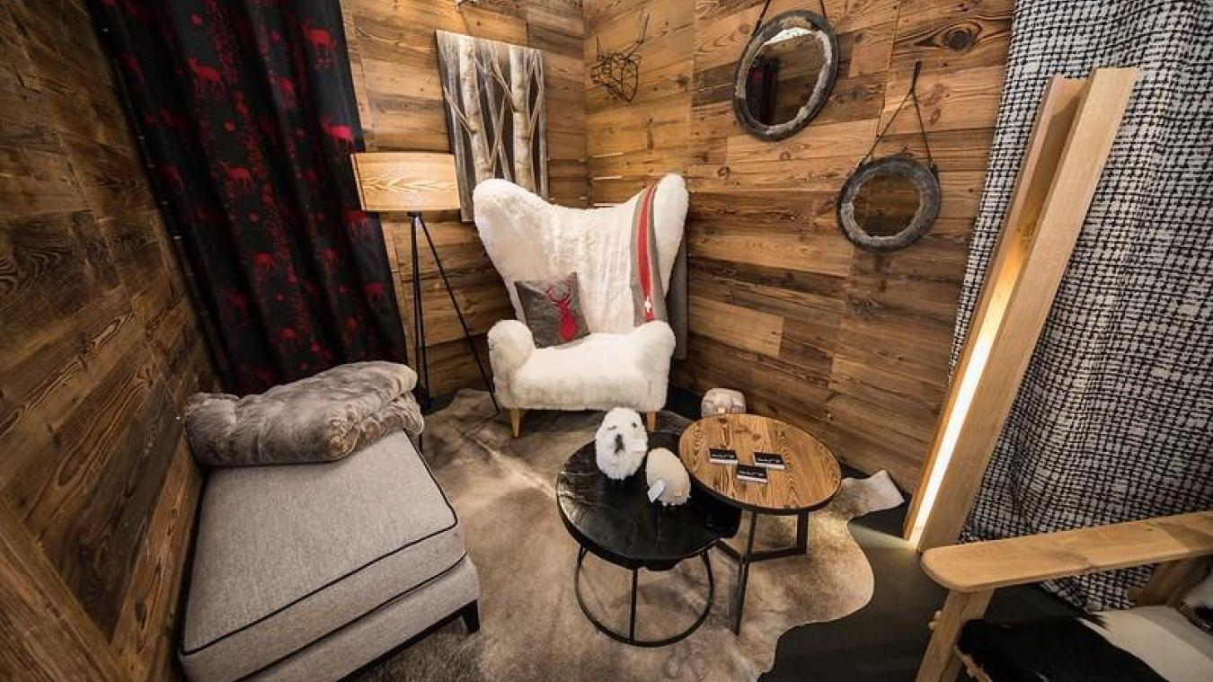 Alpes Home est le lieu de promotion de l'architecture, de la décoration, du design et de l'art de vivre en montagne.