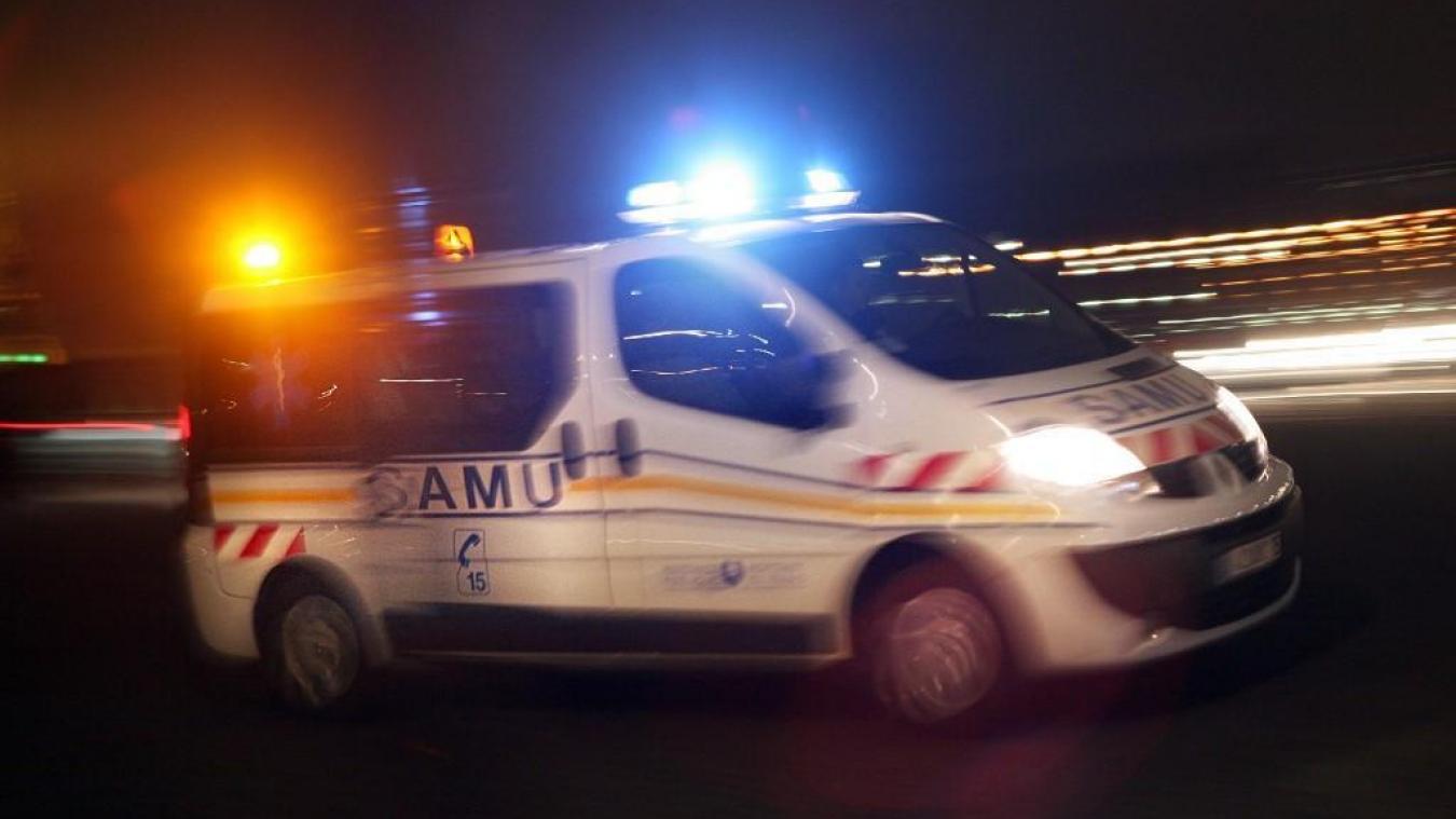 L'Anglais de 48 ans percuté par une voiture dans la nuit de vendredi 24 à samedi 25 juillet est décédé.
