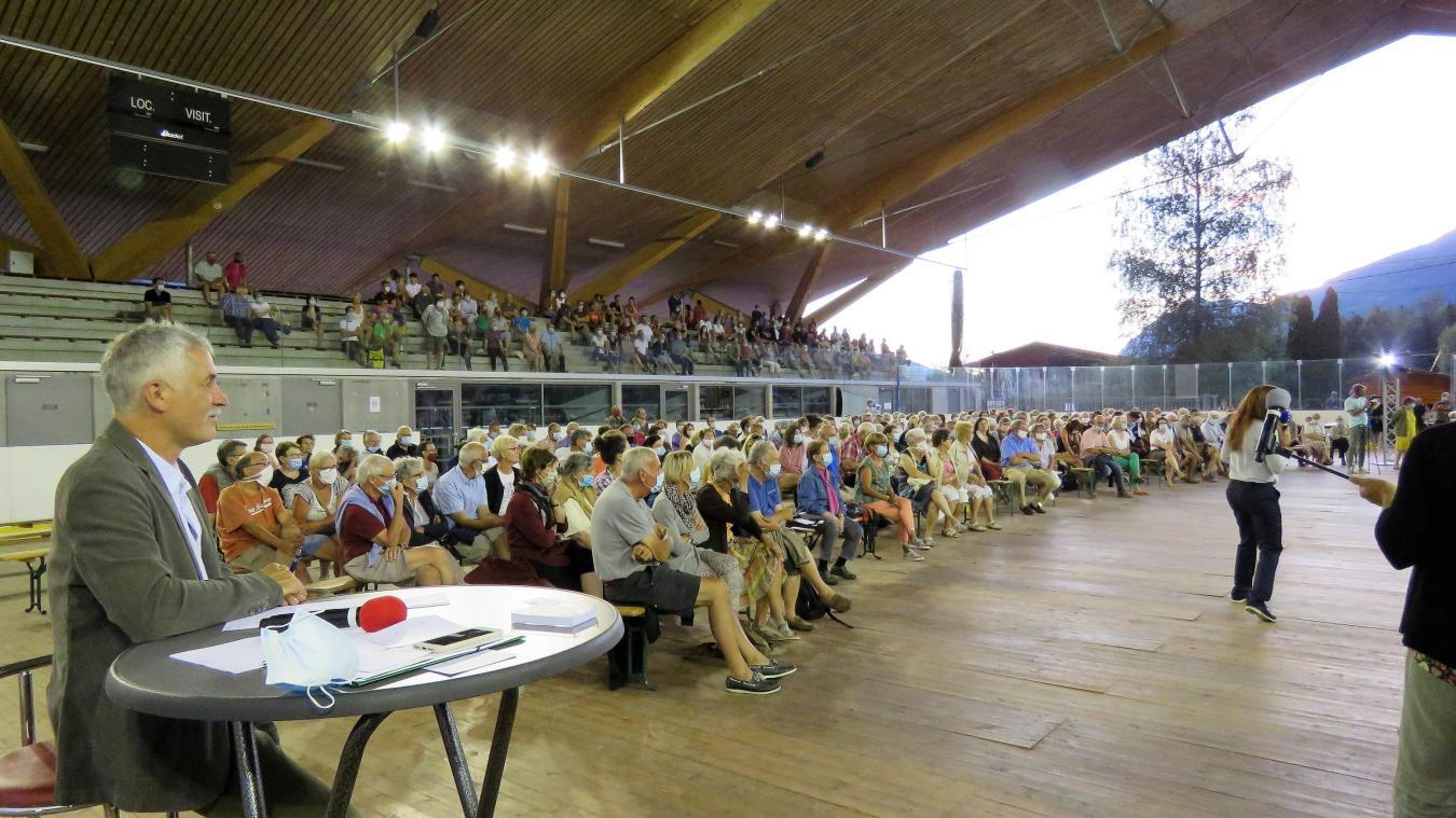 Samoëns: constat, concertation et dialogue pour donner la parole aux habitants