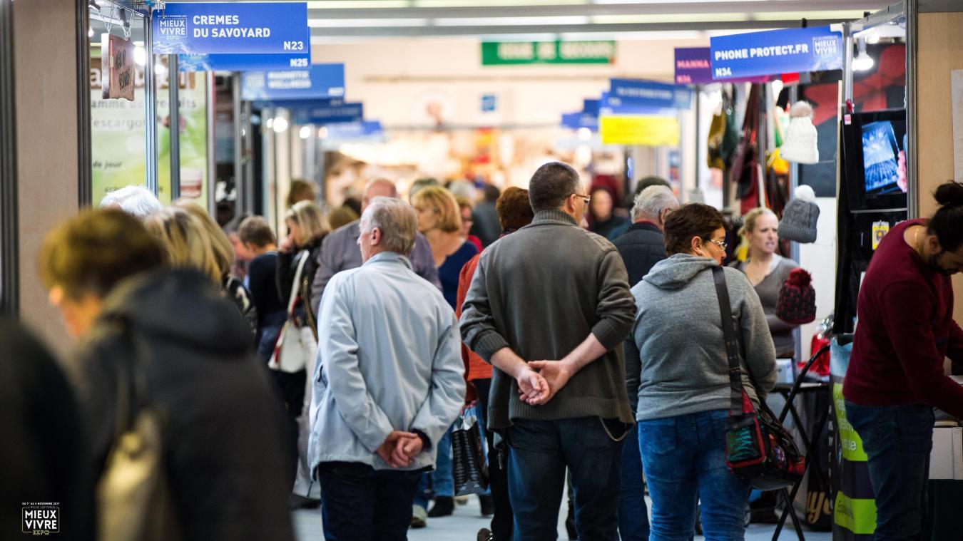 Les foires et salons professionnels, annulés ou reportés en raison de la pandémie de Covid-19, pourront reprendre à partir du 1er septembre, a annoncé lundi 27 juillet le ministre délégué au Commerce extérieur et à l'attractivité, Franck Riester.