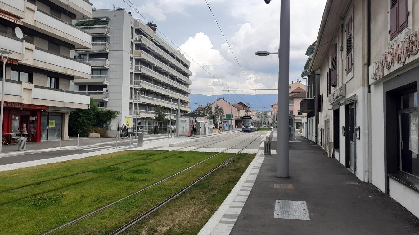 Agglomération d'Annemasse : des projets pour faire revivre la rue de Genève