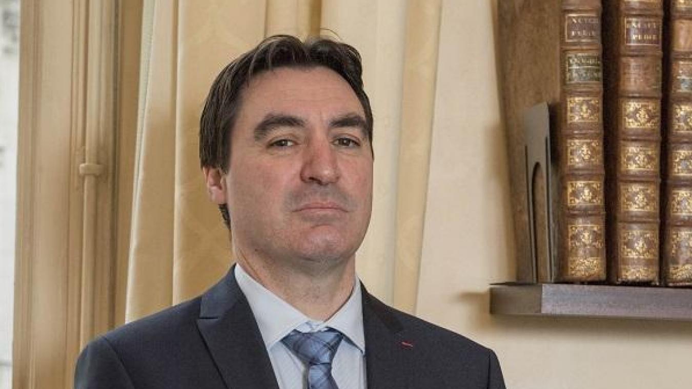 Alain Espinasse deviendra préfet de Haute-Savoie le 24 août 2020.