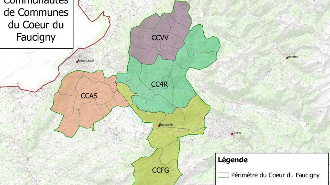 Les habitants des intercommunalités Arve et Salève, Faucigny-Glières, Vallée Verte et 4 Rivières ont jusqu'au 30 août pour donner leur avis sur leur territoire dans 20 ans.