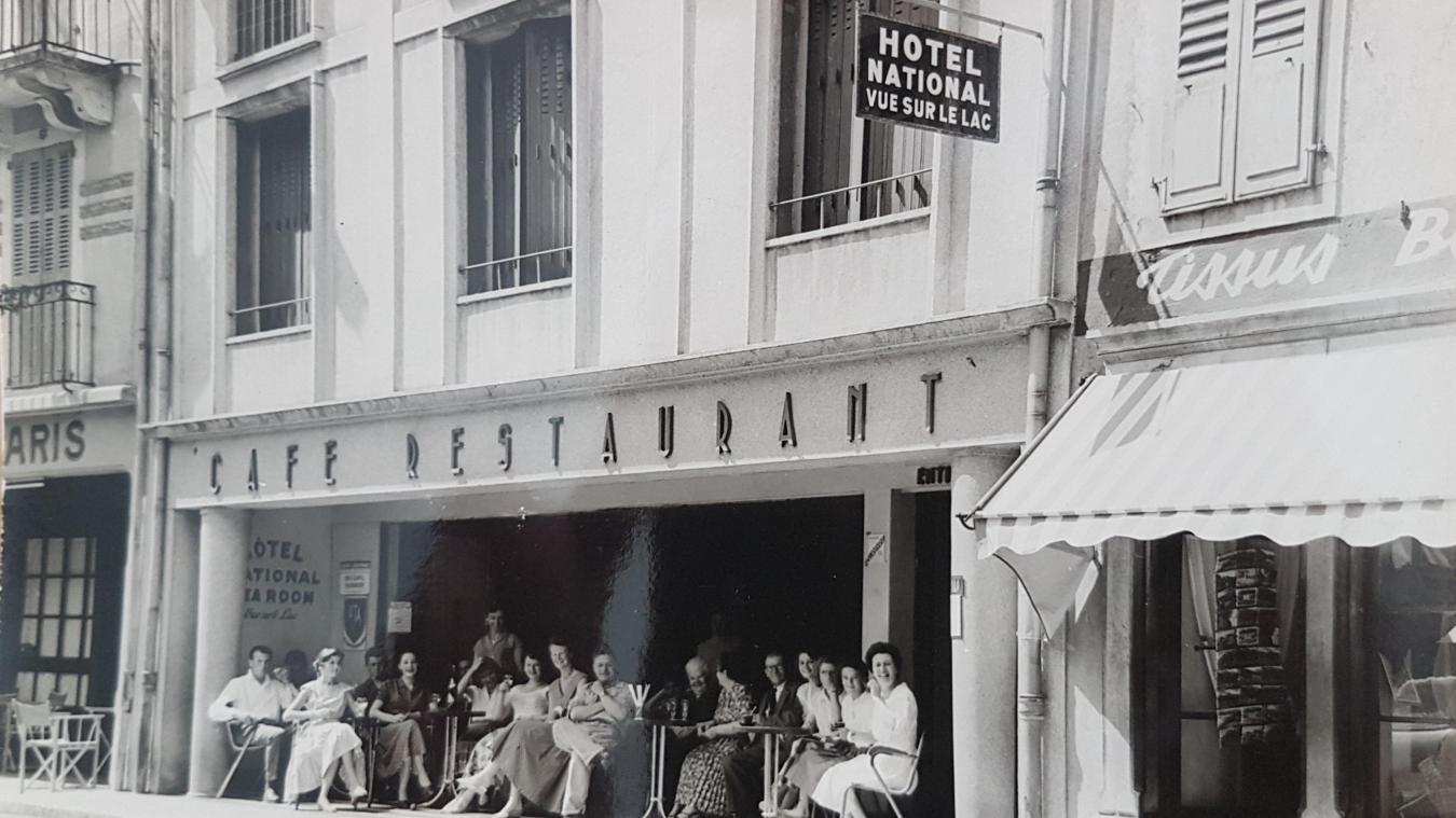 Le National, après sa rénovation en 1949.