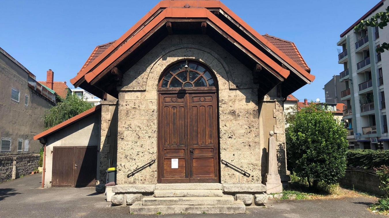 L'église protestante unie du Genevois et du Giffre, joyau discret du centre-ville d'Annemasse