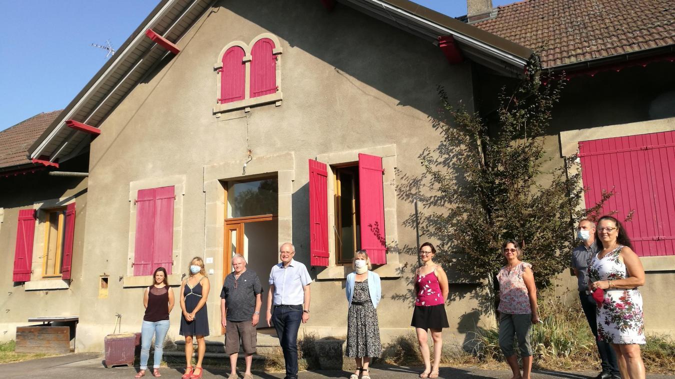 Bonneville: une microcrèche pour les nouveaux parents au printemps 2021