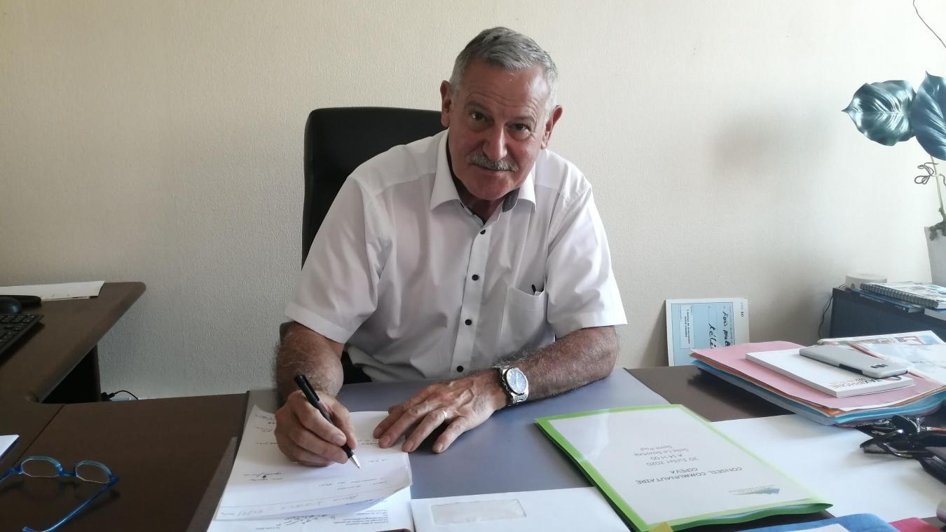 Jacques Grandchamp, maire de Publier : « On me sanctionne car j'ai eu l'outrecuidance de caresser l'espoir de devenir président »