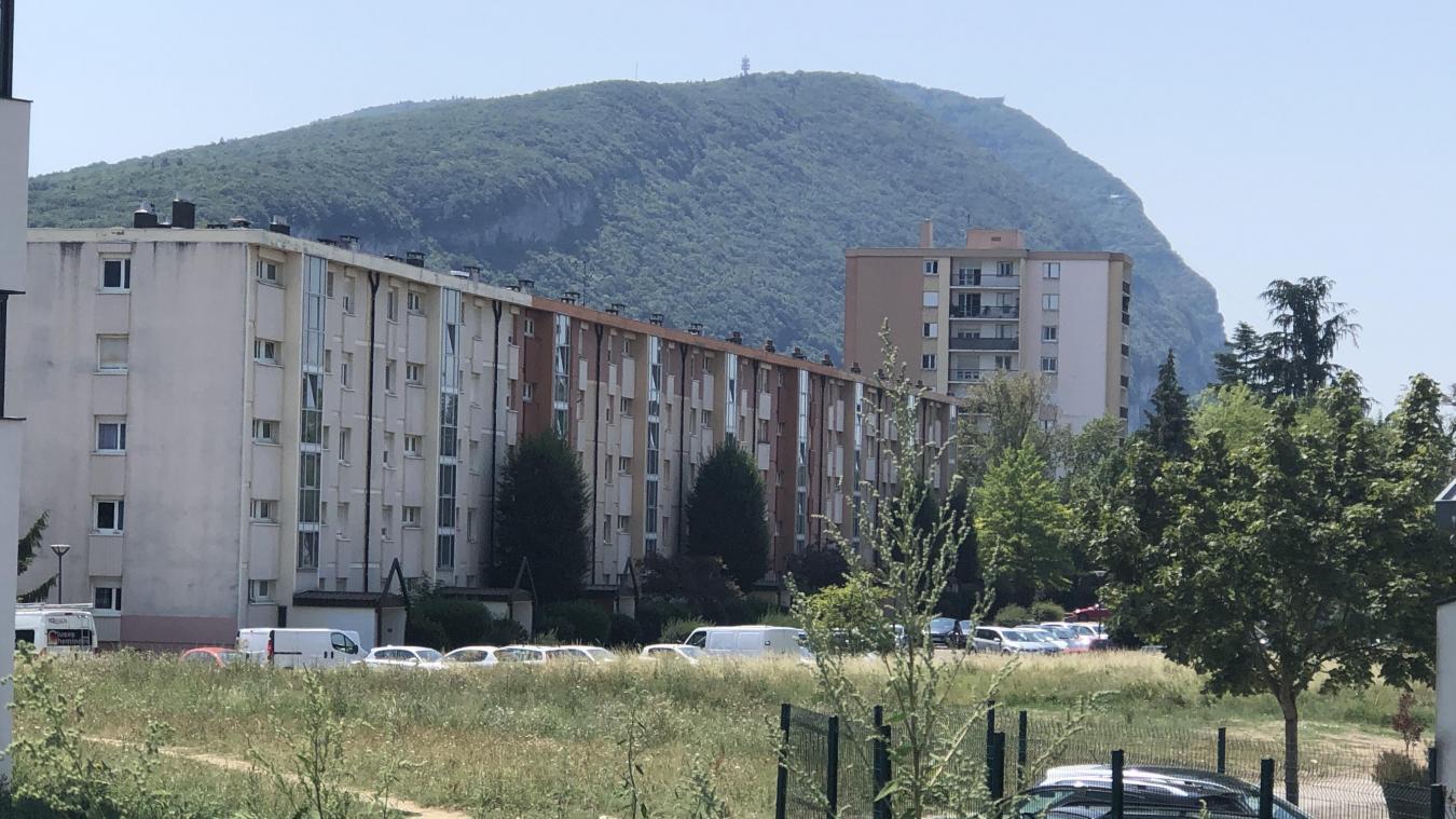Une partie du quartier a déjà été démolie, une seconde partie devrait être démolie dans deux ans.
