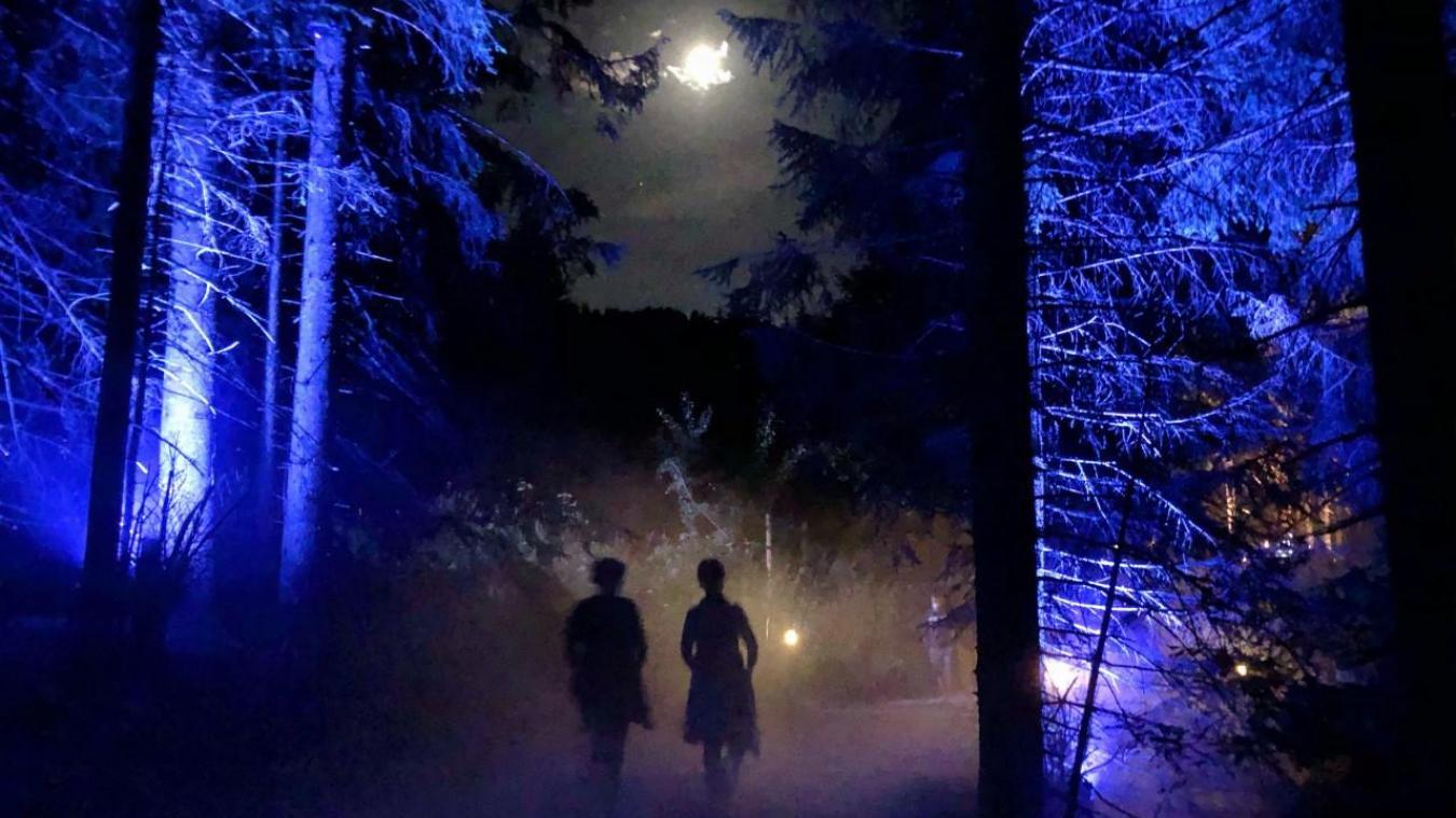 (PHOTOS & VIDEO) Alta Lumina, une aventure sensorielle envoûtante
