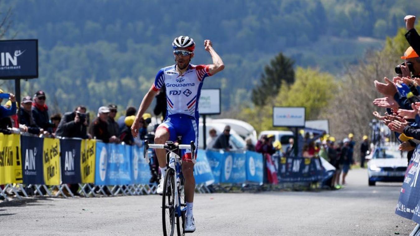 Edition 2019, Thibaut Pinot remportait le Tour de l'Ain.