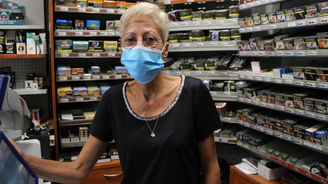 Souhem Bénesteau, qui gère le Nicotiane depuis 12 ans, vient d'être agréée pour le paiement des impôts.