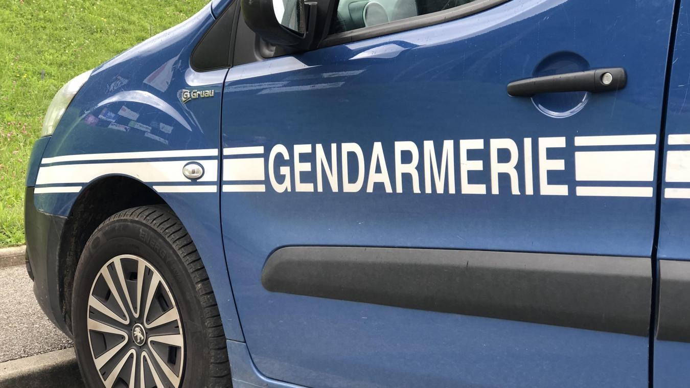 Parmi les interlocuteurs présents, la gendarmerie.