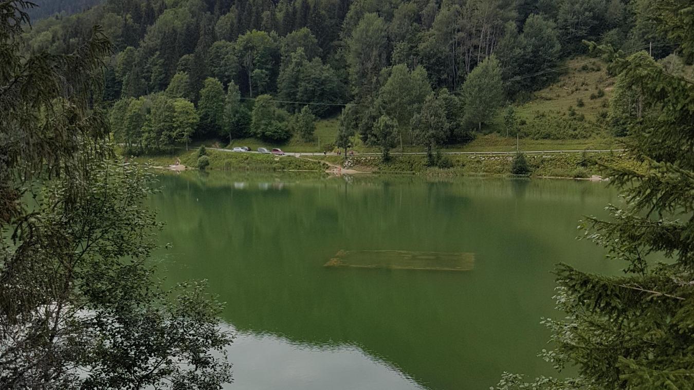 Ce qu'il reste du hameau de l'Econduit aujourd'hui.