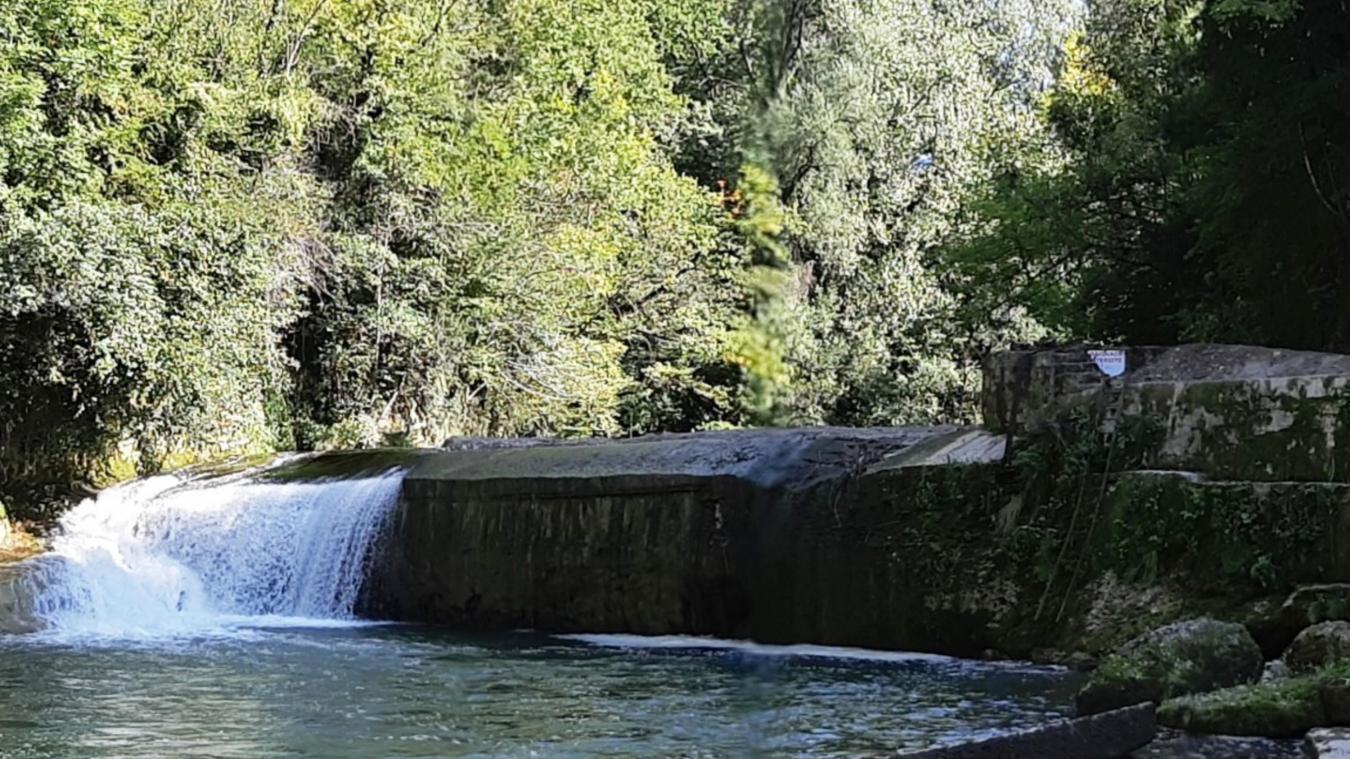 Le barrage va être déconstruit.