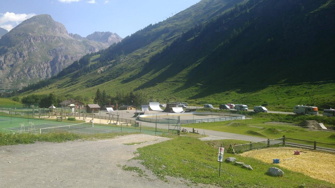 Val d'Isère : les auteurs du cambriolage des installations sportives identifiés