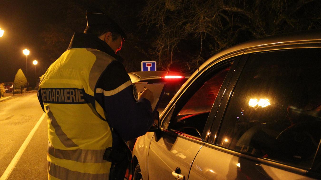 Les gendarmes ont augmenté leur temps de présence sur le terrain, notamment la nuit.