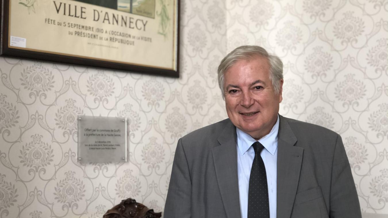 Pierre Lambert, 66 ans, cédera la place à Alain Espinasse qui prendra ses fonctions lundi 24 août.