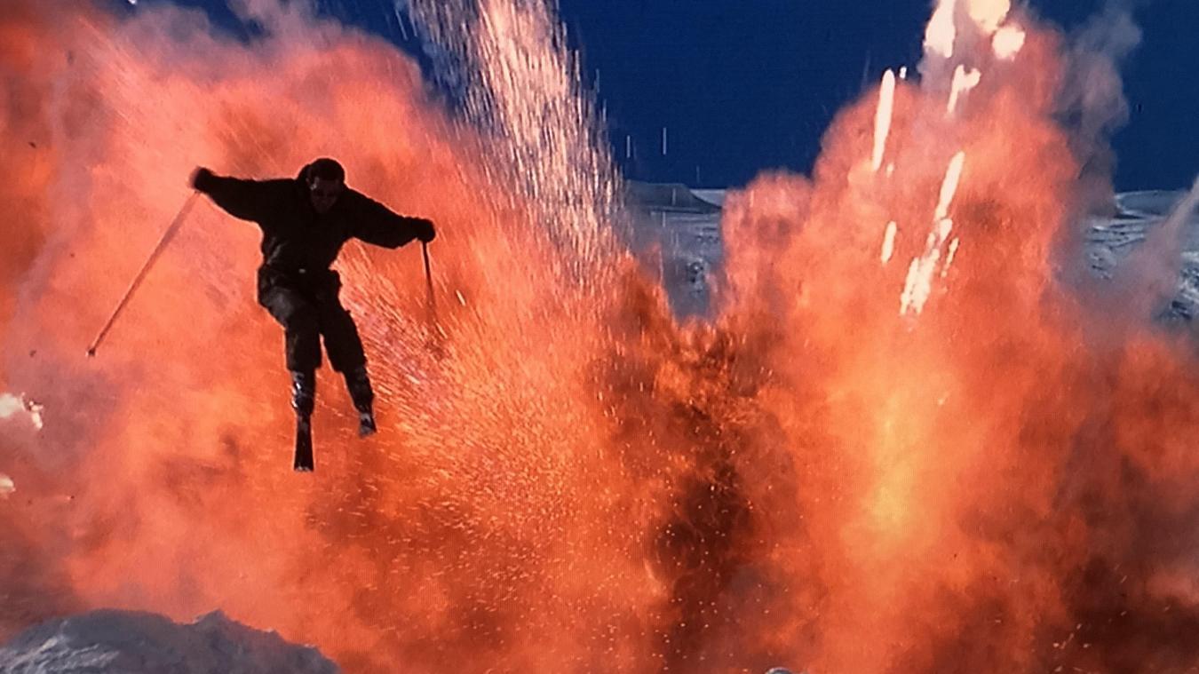 (VIDEOS) De Frankenstein à James Bond : le Mont-Blanc fait son cinéma