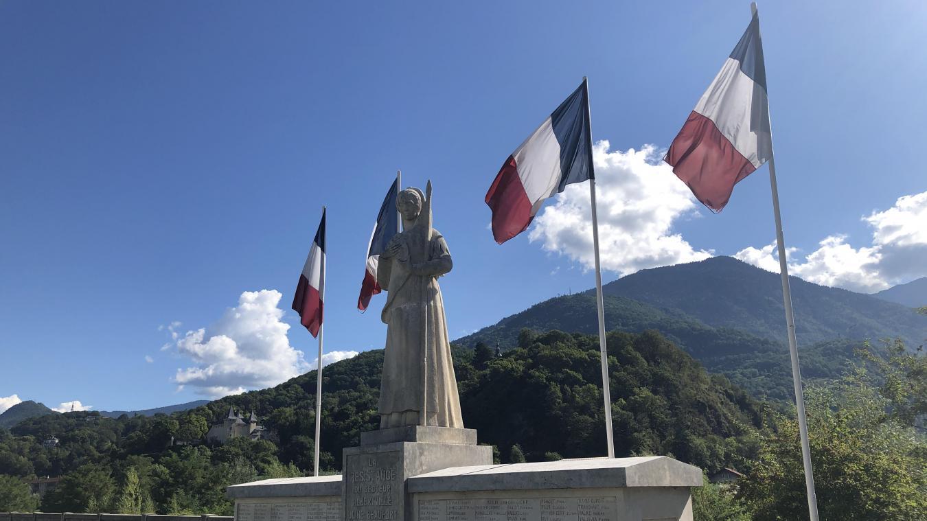 La cérémonie de commémoration de la libération aura lieu dimanche 23 août à 19h au monument de la Résistance, avenue des Chasseurs-Alpins.