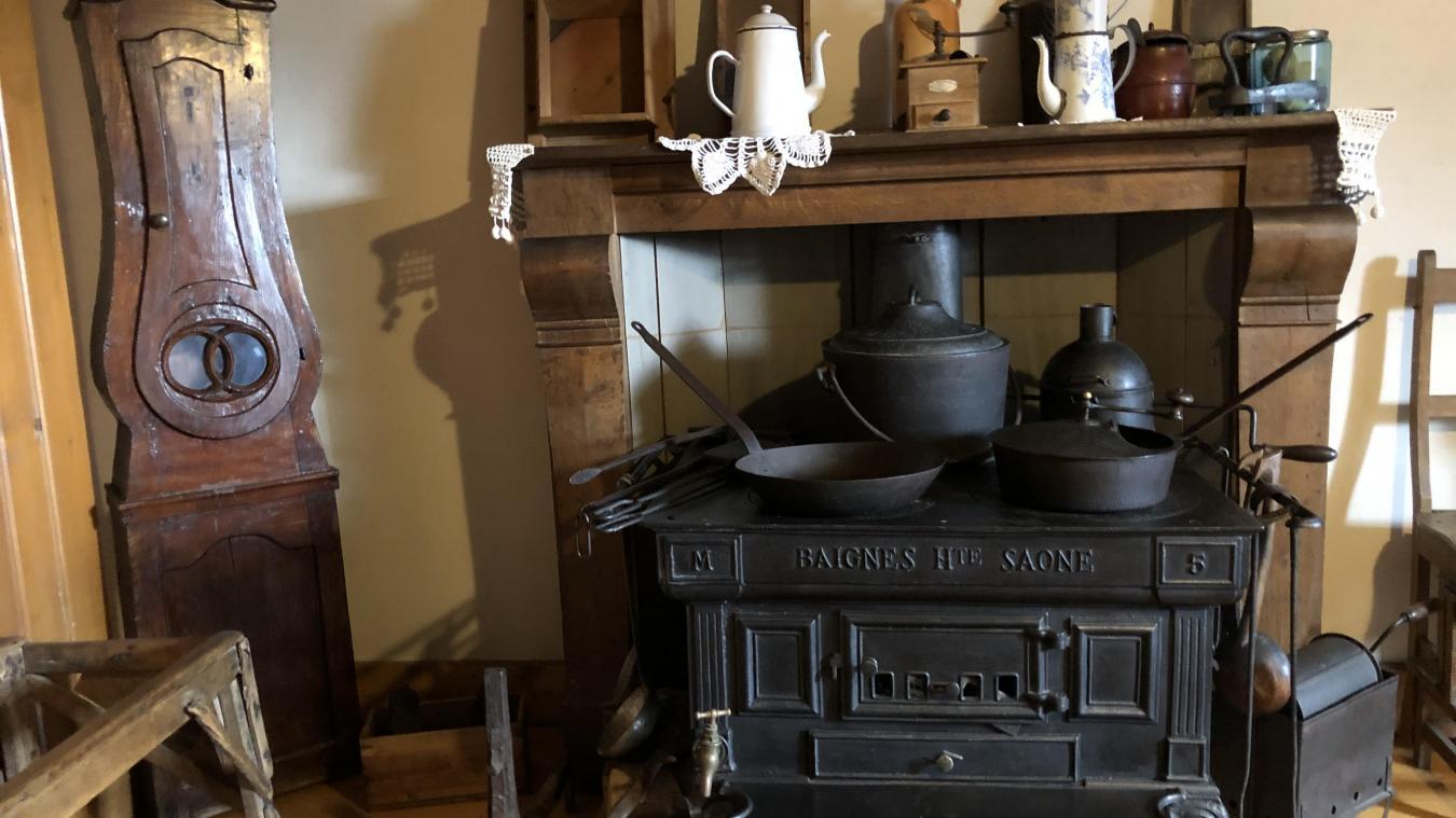 Au musée paysan, découvrez la vie d'autrefois, avec son mode de vie, ses échoppes, ses artisans et ses objets.
