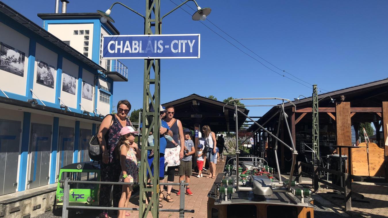 (VIDEO) Le Bouveret : voyage au pays des petits trains
