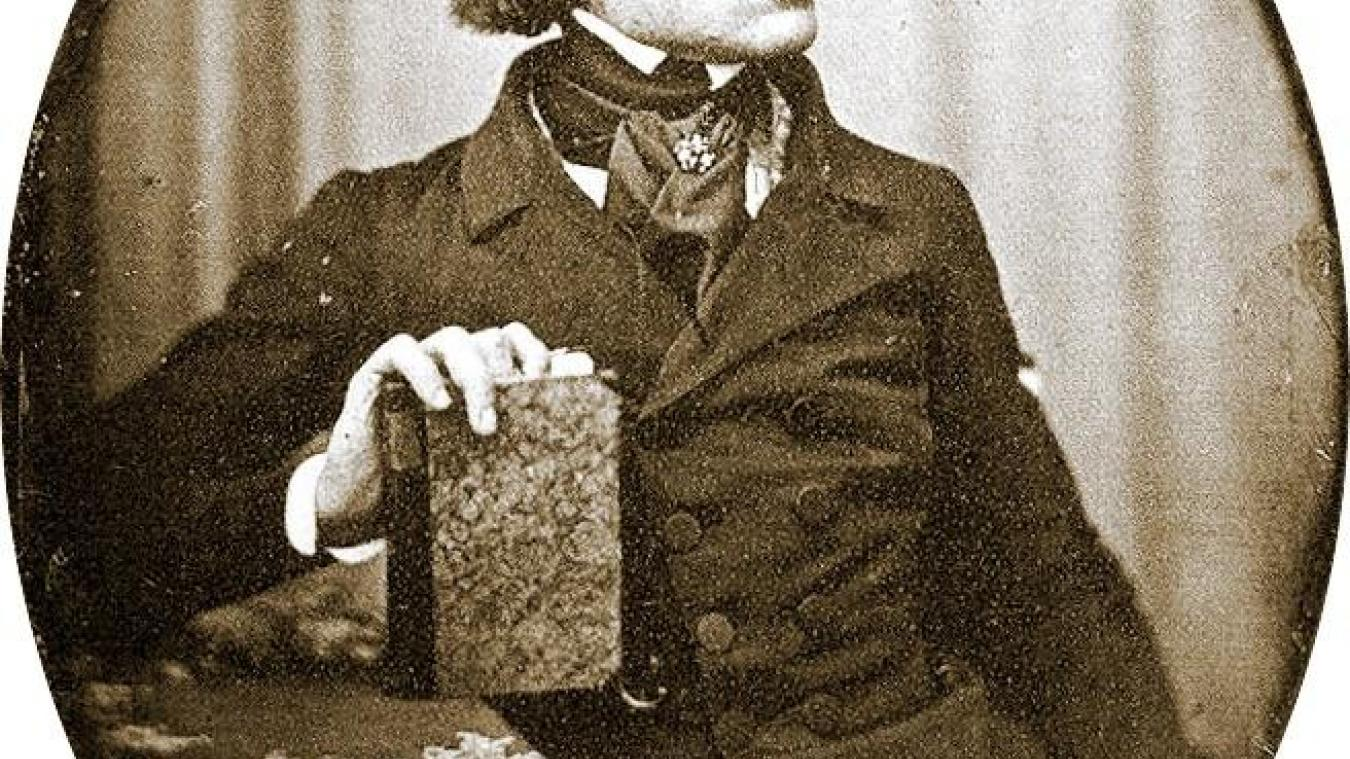 Franz Liszt et Marie d'Agoult, sans nul doute le couple le plus célèbre ayant séjourné à Monnetier, sur le Salève.