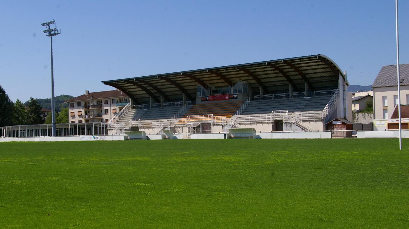 Si la Fédération française de football l'autorise, le stade des Grangettes de Rumilly pourrait accueillir d'autres matchs du FC Annecy en octobre.