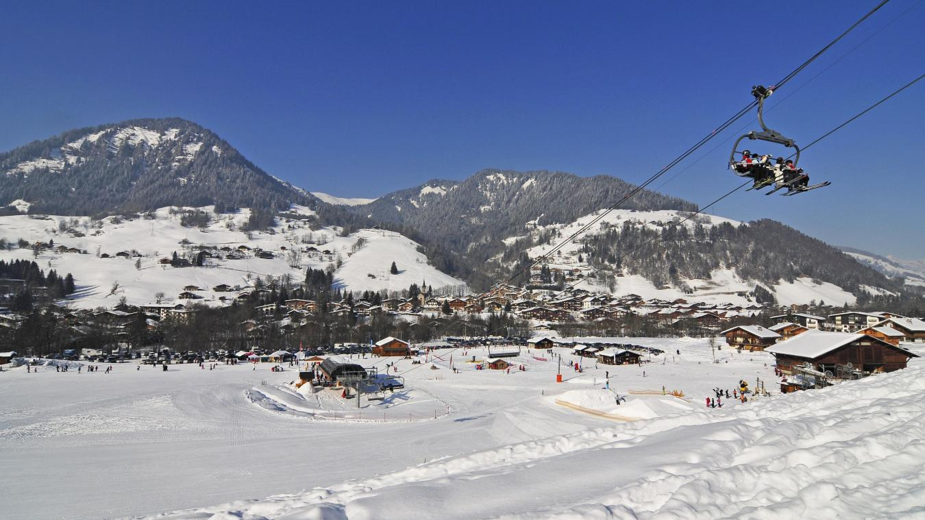 L'avenir économique de la station repose sur la capacité à enneiger le domaine skiable. Photo Gaël Joncour