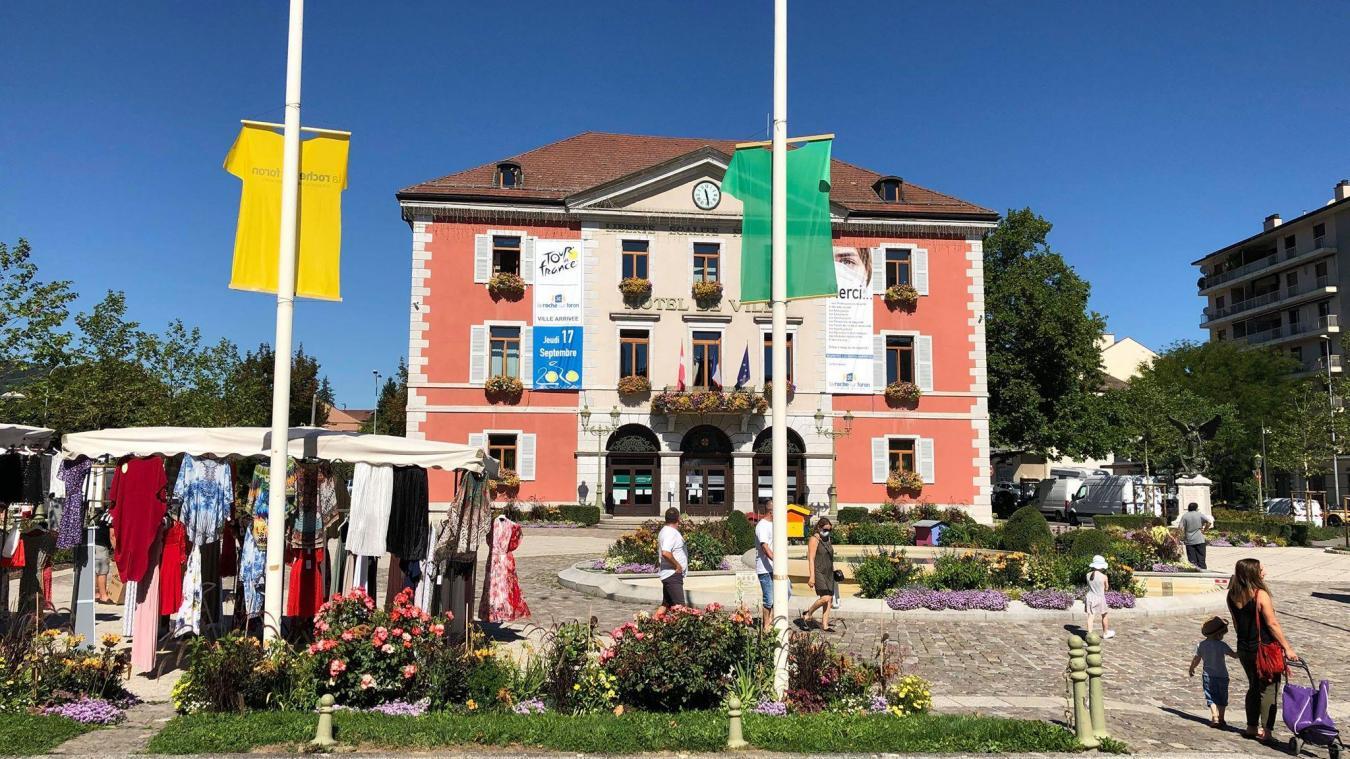La place de l'Hôtel de ville ne sera pas aussi animée que prévu jeudi 17 septembre...
