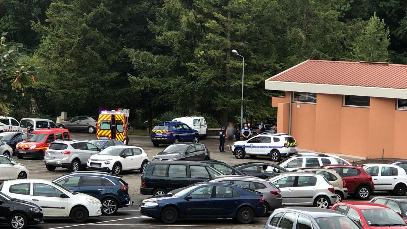 Bellegarde : plusieurs blessés en centre-ville à la suite d'une rixe
