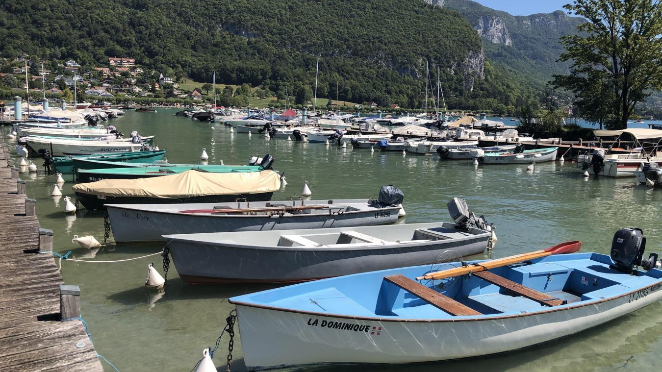 Trous dans les bâches, pontons dangereux... Les membres de l'association du port de plaisance souhaitent tirer la sonnette d'alarme.