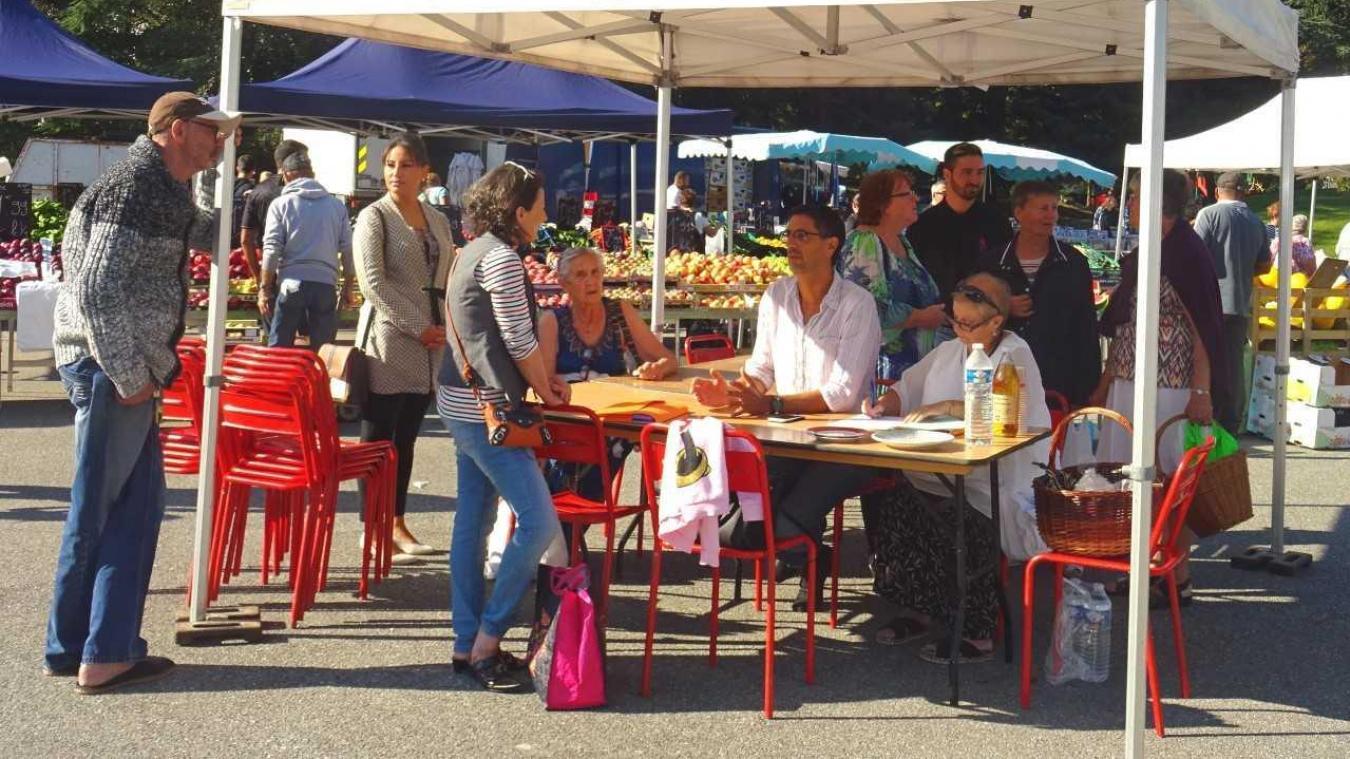 La première mairie mobile de cette rentrée se fera jeudi 3 septembre, de 10h à 12h, place du Pénitencier, pour rencontrer les habitants du centre-ville.