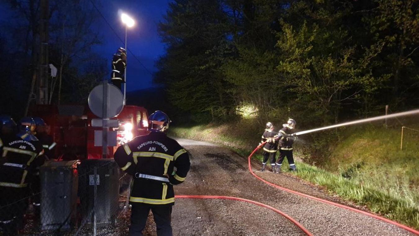 (PHOTOS) Pays bellegardien : des pompiers volontaires dans les communes pour combien de temps encore?