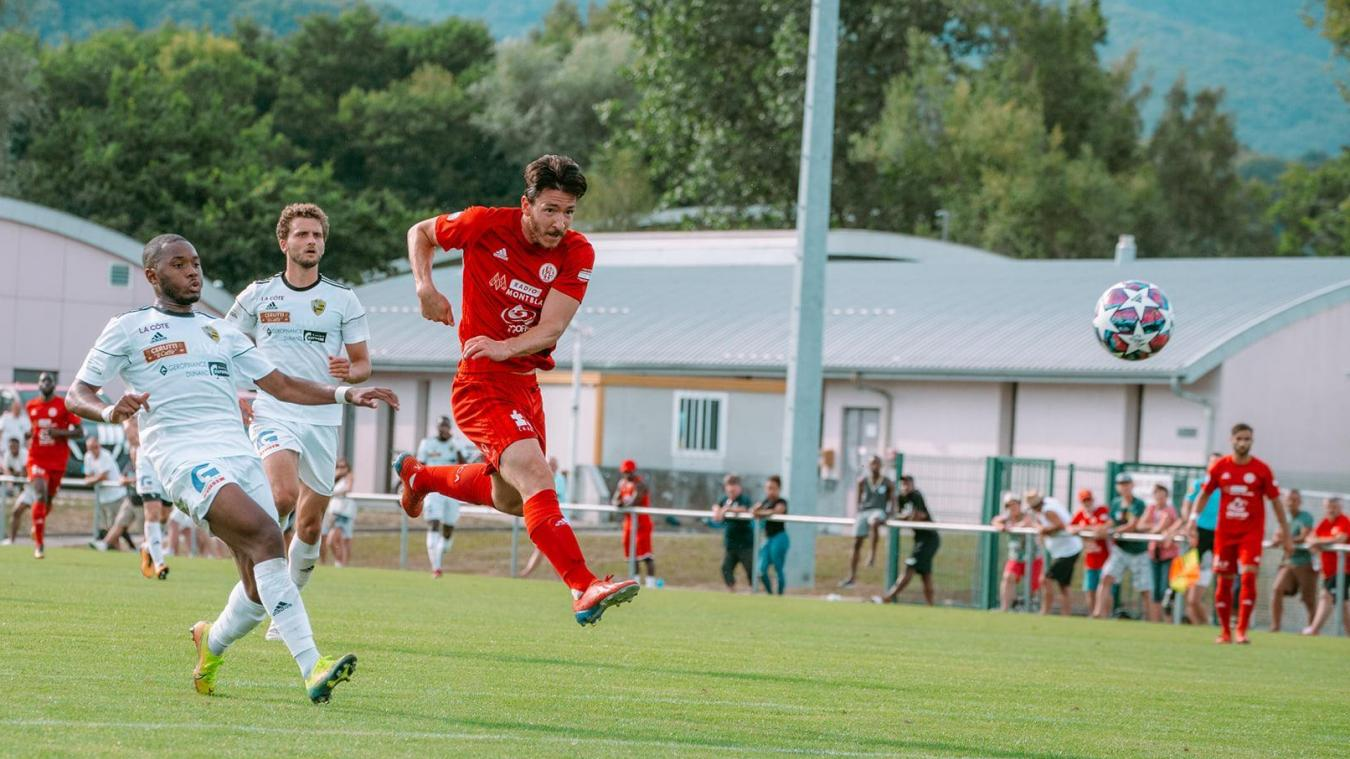 Les deux prochains matchs du FC Annecy sont reportés en raison de la détection de cas positifs à la Covid-19 au sein du club.