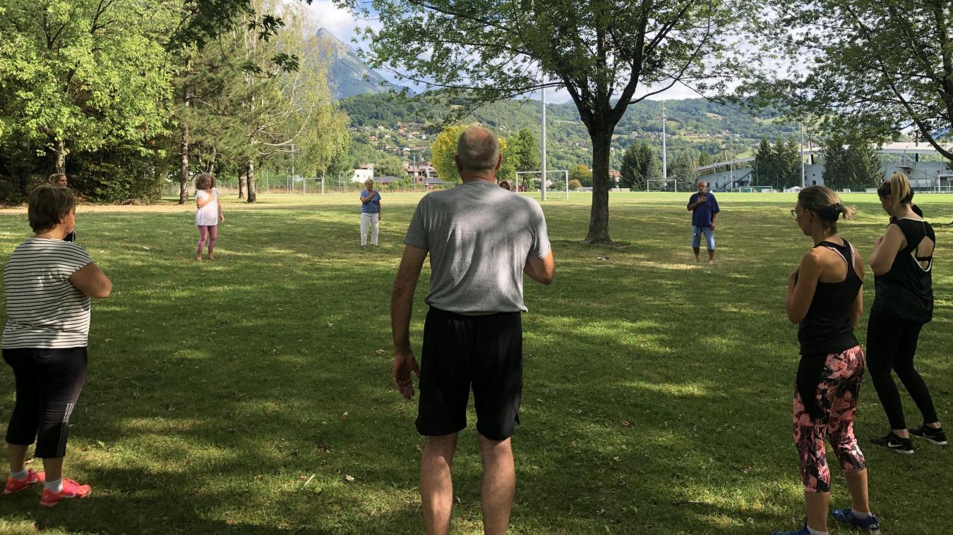 Plusieurs ateliers gratuits de découverte sont proposés chaque été au parc Henry Dujol, comme ci-dessus le samedi 22 août, dernier de la saison estivale.