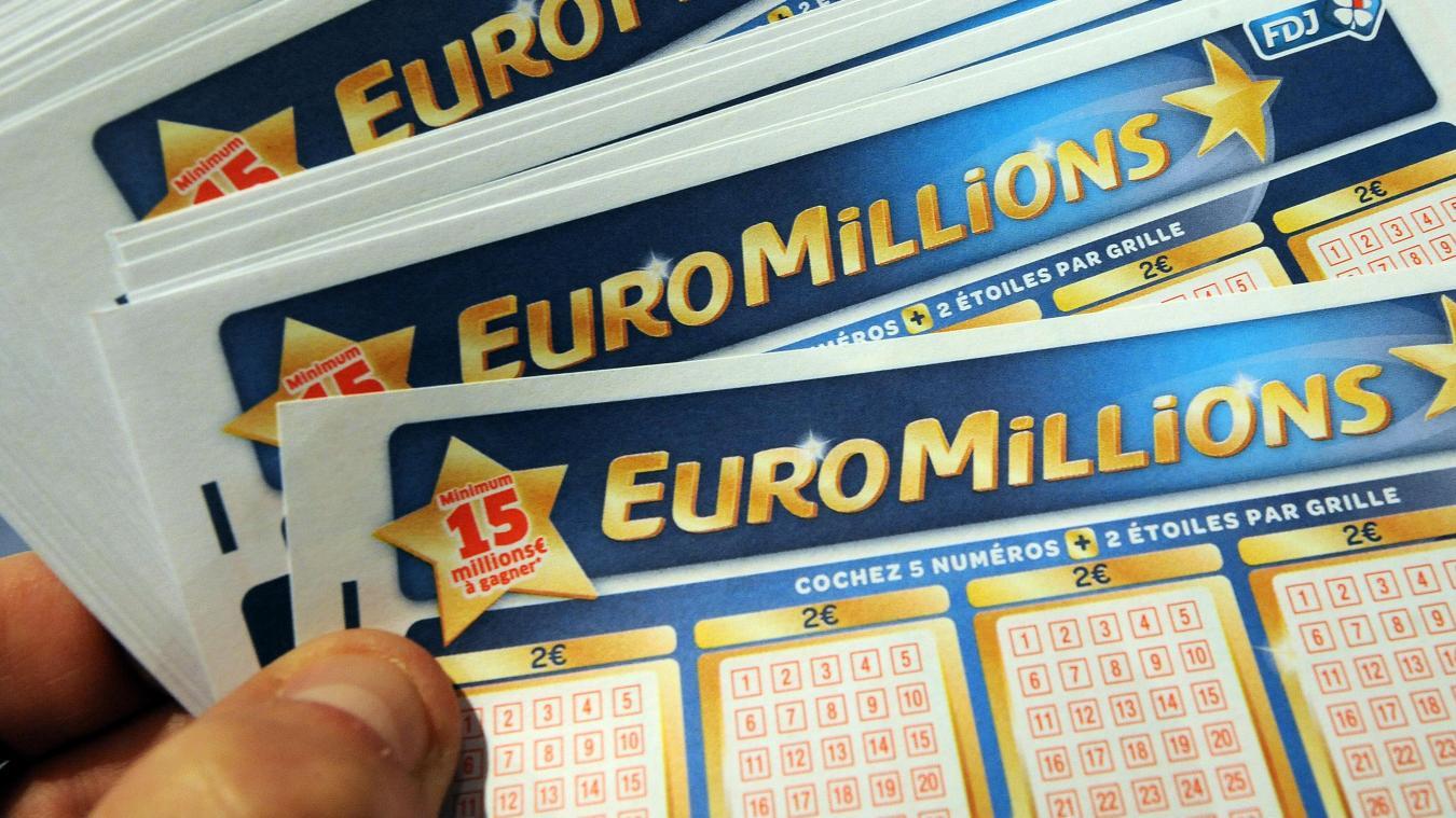 Le gagnant du jackpot ne s'est pas encore fait connaître.