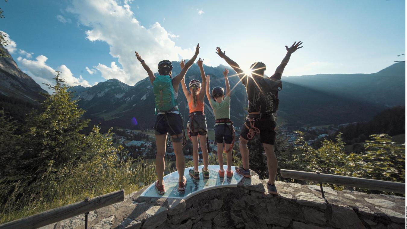 Les hébergeurs de Savoie Mont Blanc Tourisme enregistrent un taux moyen d'occupation de 55% pour juillet et août.