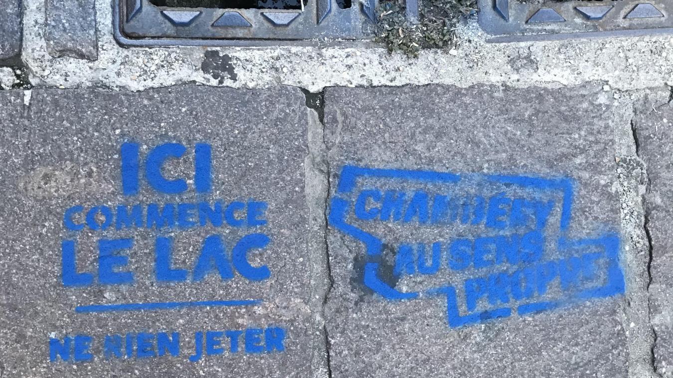 Chambéry: la ville bataille contre les déchets qui finissent dans le lac