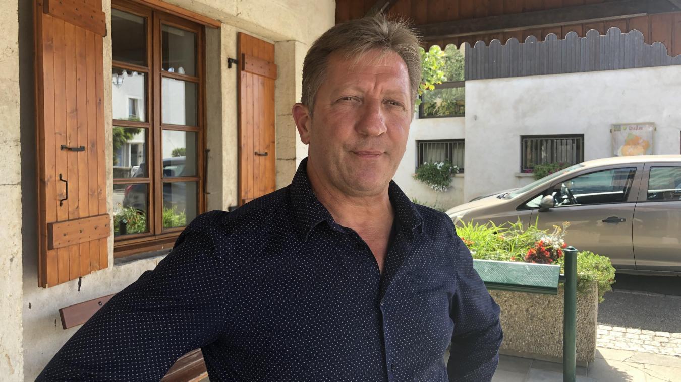 Claude Chappuis a retrouvé le poste de maire en 2020.