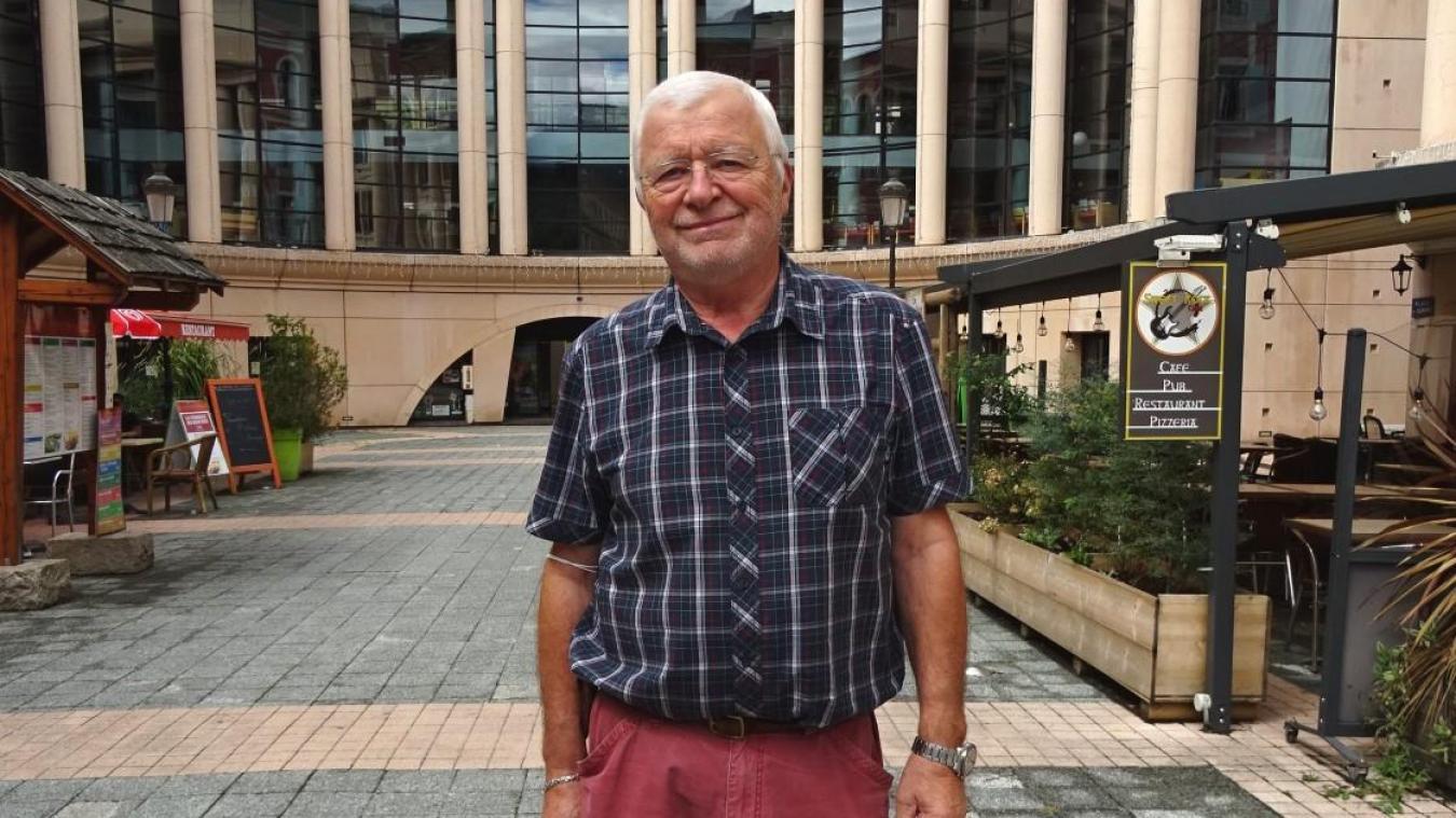 Patrick Goudier, même à la retraite, continue de jongler entre ses activités.