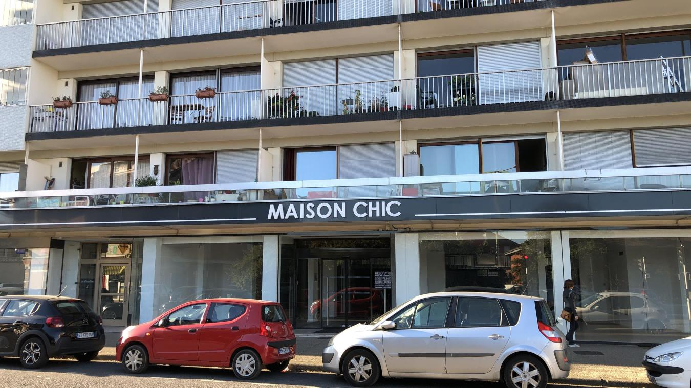 Thonon Agglo va faire l'acquisition de ce vaste local de 1645 m 2  situé au 11 avenue Jules-Ferry à Thonon, encore occupé il y a quelques mois par un magasin de meubles et de décoration.